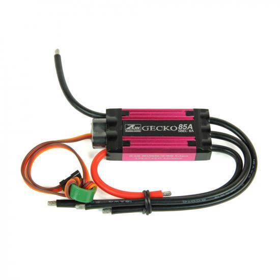 Gecko 85A SBEC ESC (2-6 Cells)