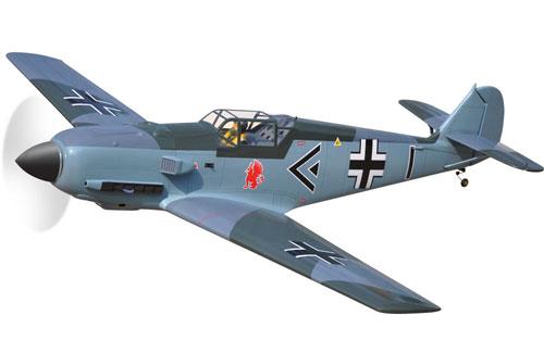 Black Horse BF109E - 90 ARTF