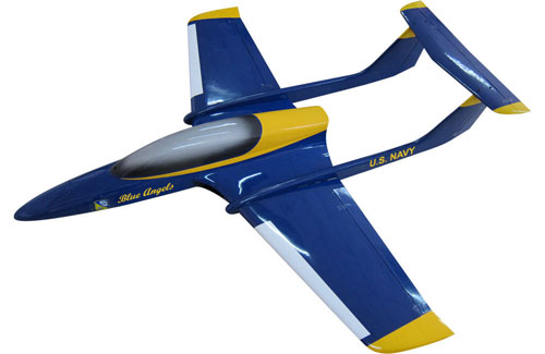 JSM Xcalibur (Blue Angels)