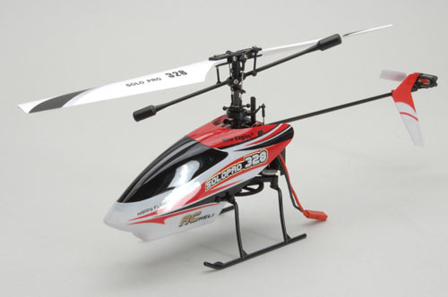 N.Eagles Solo Pro 328 RTF (Red)