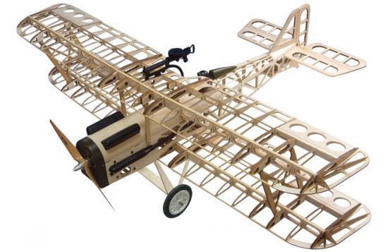 Super Flying Model SE5A IC/EP Kit