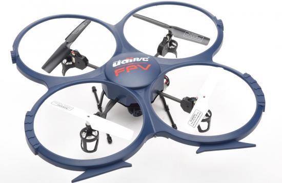 UDI Discovery Drone - WiFi FPV