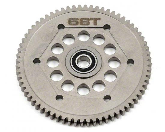 Axial Steel Spur Gear 32P 68T