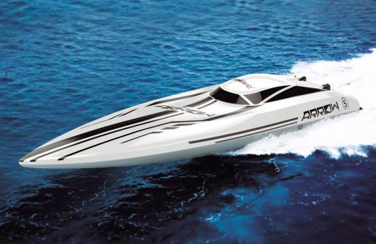 UDI UDI005 Arrow RTR - 2.4GHz Brushless Hi-Speed Boat (Euro)
