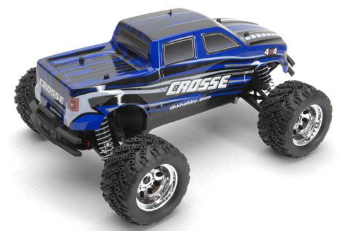 DHK Crosse Brushed 4WD EP RTR EU