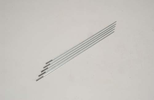 M3 x 300mm Metal Rod (Pk5) - Bulk Pack Of 5