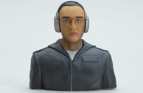 Pilot Bust - Anthony