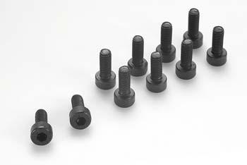 GF-0100-042 - Socket head screw - M6X8 - Steel (10pcs) ** CLEARANCE **