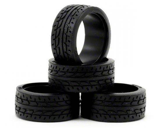 Kyosho Miniz Racing Radial Tyres 20 Shore (4)