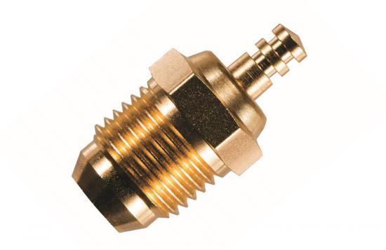 OS Turbo Glow Plug Speed P3 Gold