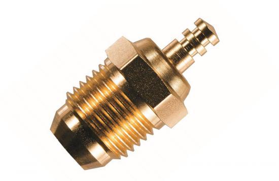 OS Turbo Glow Plug Speed P4 Gold