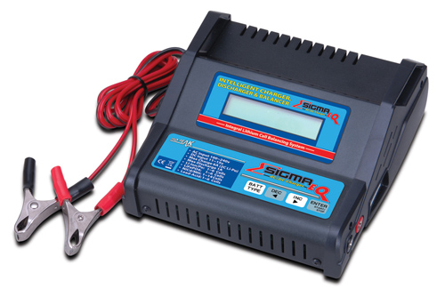 Pro Peak Sigma EQ LiPo/NiCd/NiMH Charger, Discharger And Cycler - 240V And 12V Input