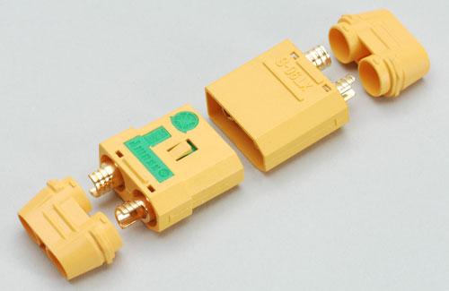 XT-90S Connector w/Anti-Spark(1Pr)