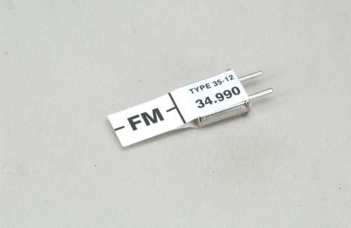 Futaba Ch 59 (34.990)FM Rx Xtl