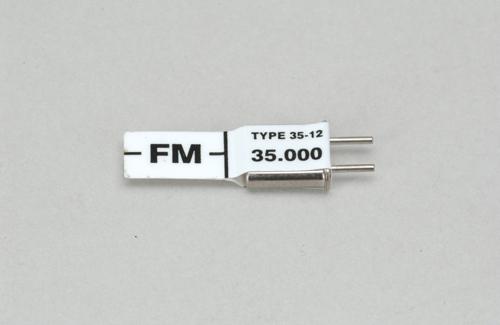Futaba Ch 60 (35.000)FM Rx Xtl