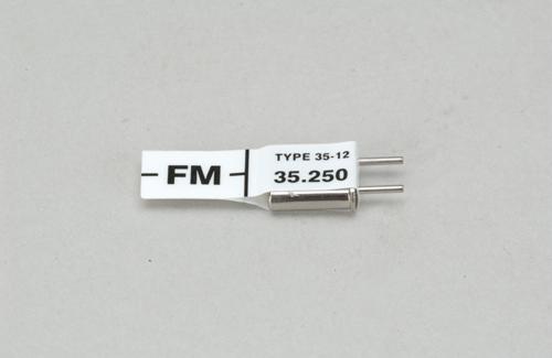 Futaba Ch 85 (35.250)FM Rx Xtl