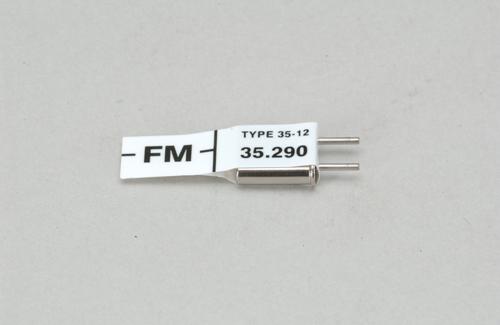 Futaba Ch 89 (35.290)FM Rx Xtl