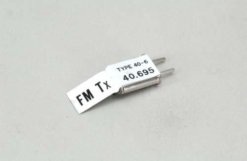 Futaba Ch 69 (53)(40.695)FM Rx Xtl