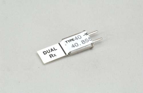 Futaba Ch 85 (40.855)FM Rx Xtl DC