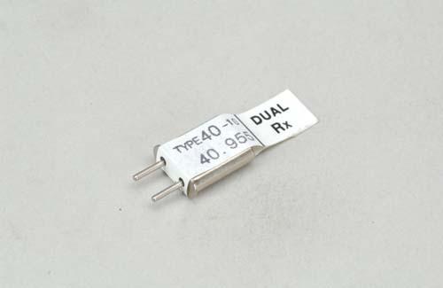 Futaba Ch 95 (40.955)FM Rx Xtl DC