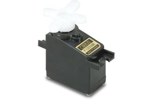 CS302/BB 10g Ballraced Micro Servo