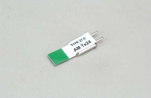 Green (27.195)AM Tx Xtl