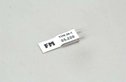 Ripmax Ch 82 (35.220)Fm Tx Xtl