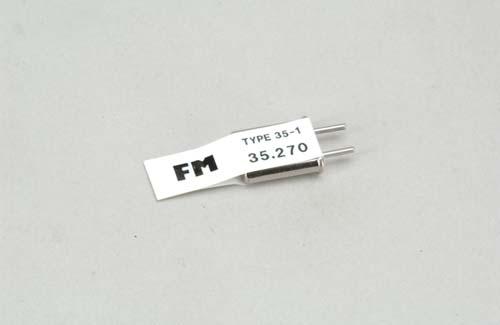 Ripmax Ch 87 (35.270)Fm Tx Xtl