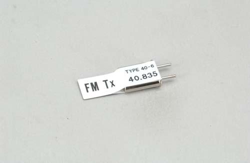 Ripmax Ch 83 (83)(40.835)Fm Tx Xtl