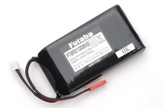 Tx Battery 6.6v Li-Fe 2100mAh 18SZ