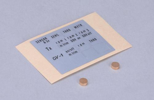Governor Sensor Magnets (Pk2)