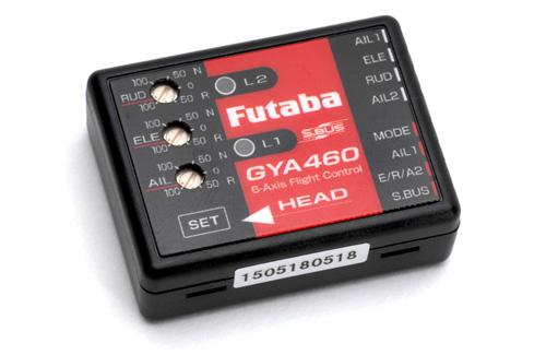 Futaba GYA460 Gyro - 6 Axis Flight Control (Aero)