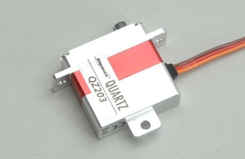 Ripmax Quartz QZ203 Servo