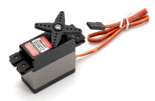 Ripmax Quartz Q553 BLess HV Servo
