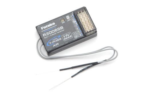 Futaba R3006SB 6 Channel T-FHSS S-BUS HV Receiver