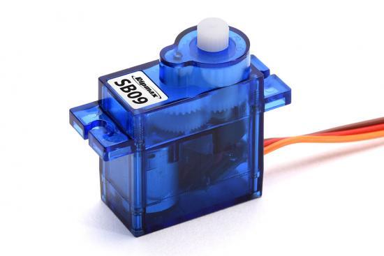 Ripmax SB09 Mini 9g Servo (0.10sec/1.6kg)