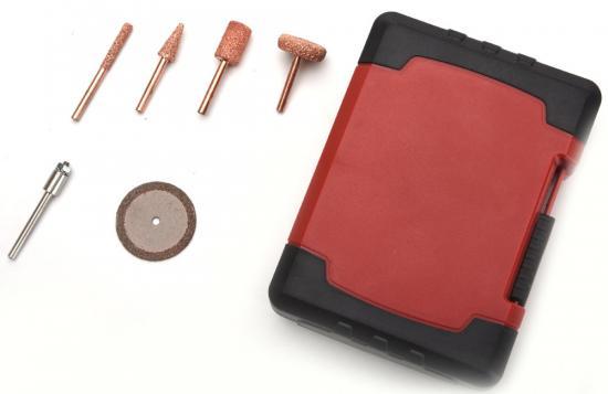 Perma Grit 5pc Rotary Kit - Coarse