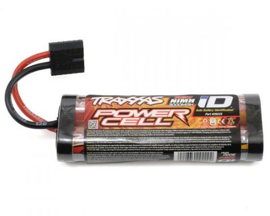 Traxxas iD NiMh Battery - 3000mAh 7.2v
