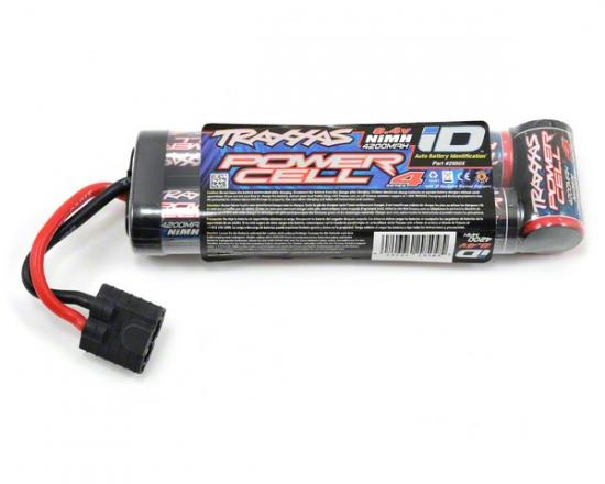 Traxxas Battery Series 4 Power Cell 4200mAh (NiMH 7-C flat 8.4V)