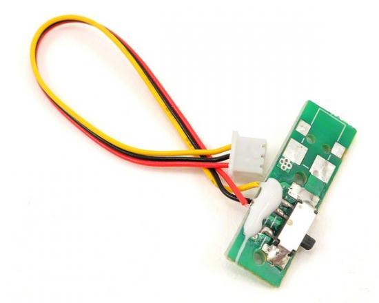 Traxxas Switch power