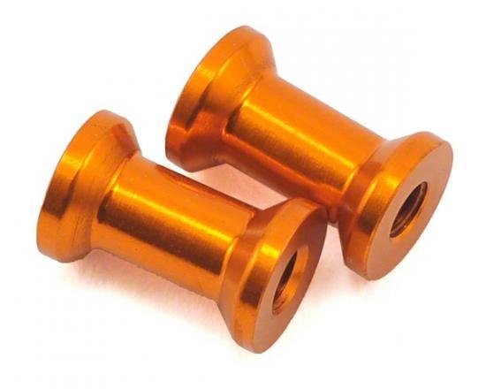 XRay Alu Mount 10.8mm - Orange (2)