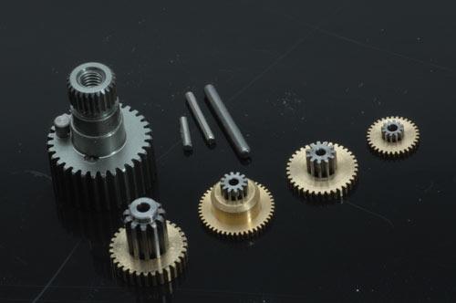 Gear Set - Quartz Q302 Servo