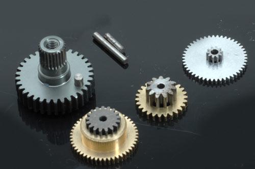 Gear Set - Quartz Q505 Servo