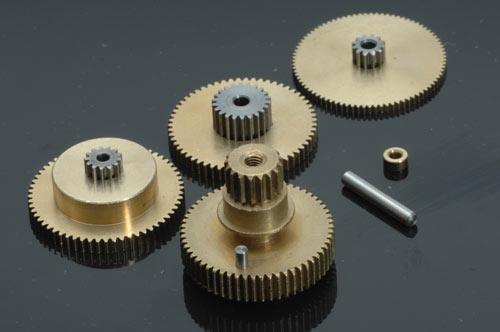 Gear Set - Quartz Q601 Servo