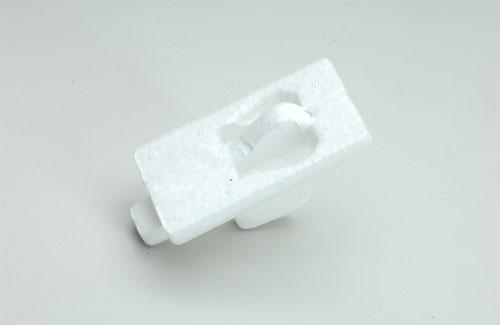 Battery Hatch-WOT4+ Foam-E(White)