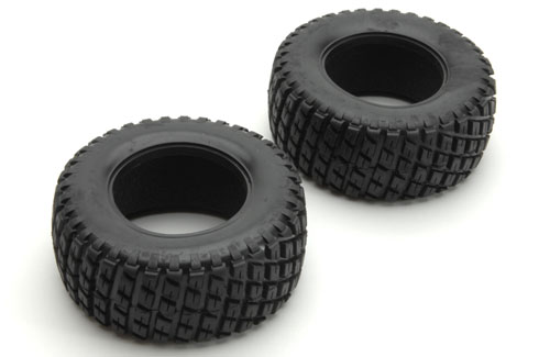 Tyres with Foams (2pcs)-Hunter