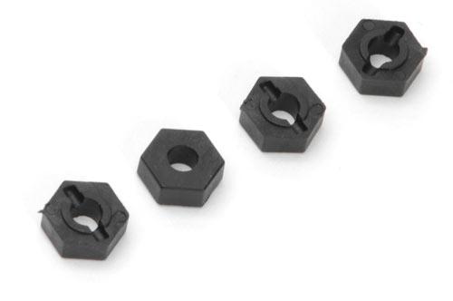 Hex Adapter  (4 pcs) - Crosse