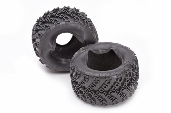 Tyre with Foam (2 pcs)-Crosse