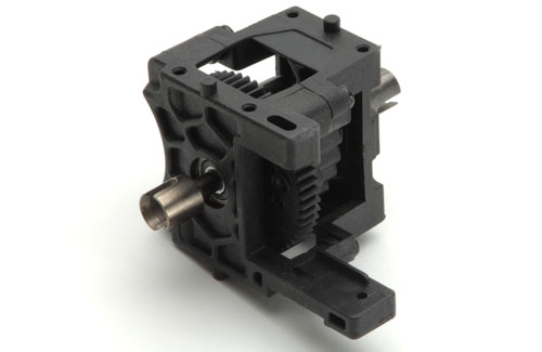 Centre Diff.Gearbox Assy-HunterBL