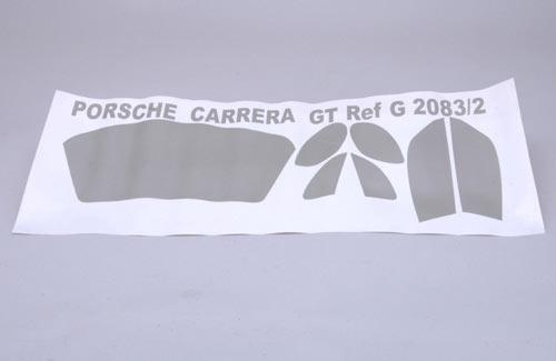 Window Masks Porsche Carrera GT Set